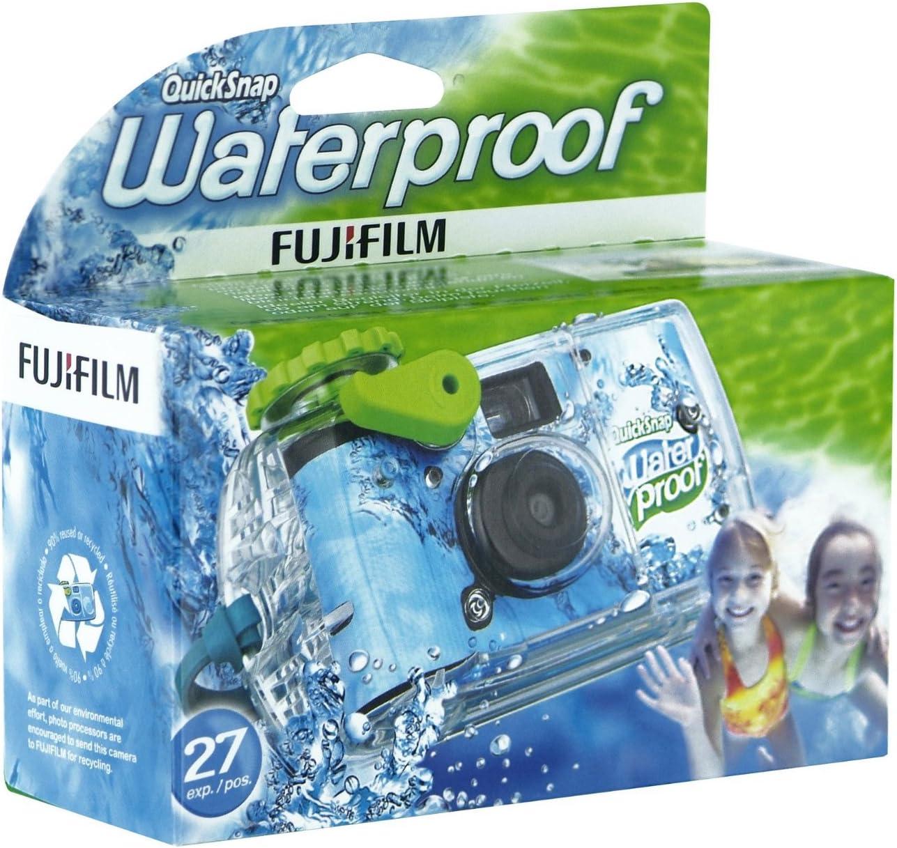 Fujifilm Quicksnap Marine Einwegkamera Für Kamera
