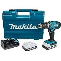 Makita HP457DWE10 Taladro percutor 2x18 V 1,3Ah Li