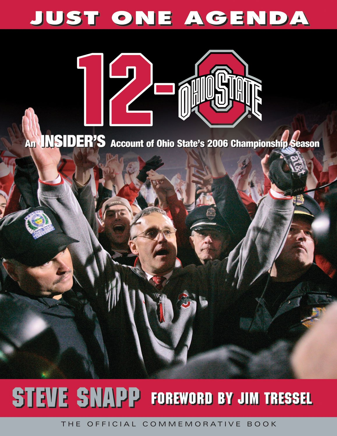 12-0: An Insider's Account of Ohio State's 2006 Championship Season: The Official Commemorative Book PDF