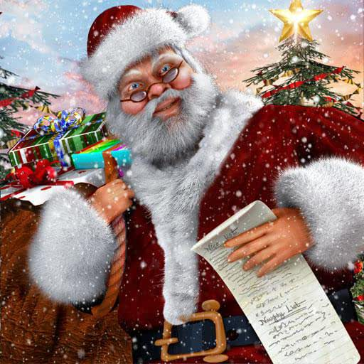 Virtual Santa Adventure City Real Hero Family Simulator 3D: Happy Family Sim Thrilling Adventure Games Free For Kids 2018