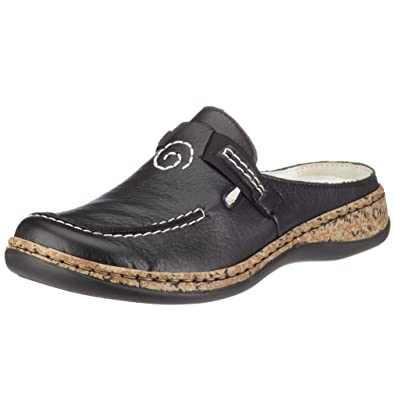 new arrivals 51783 685f8 Rieker Damen 46393 Clogs
