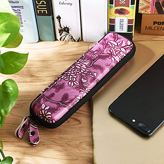 FairytaleMM Zipper Design Screen Pen Tablet Estuche para lápices ...