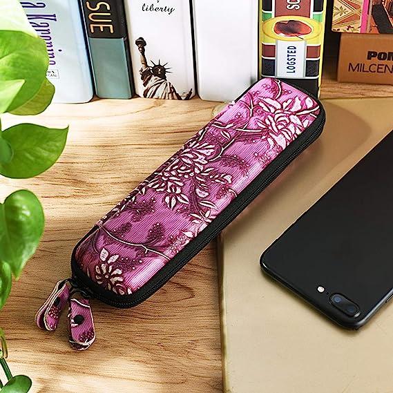 FairytaleMM Zipper Design Screen Pen Tablet Estuche para lápices ...