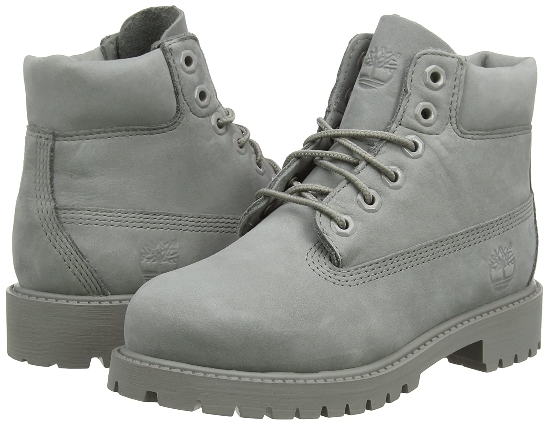 Timberland Unisex-Kinder 6 in Classic Boot Klassische Stiefel, grau TB0A172F 2972e63598