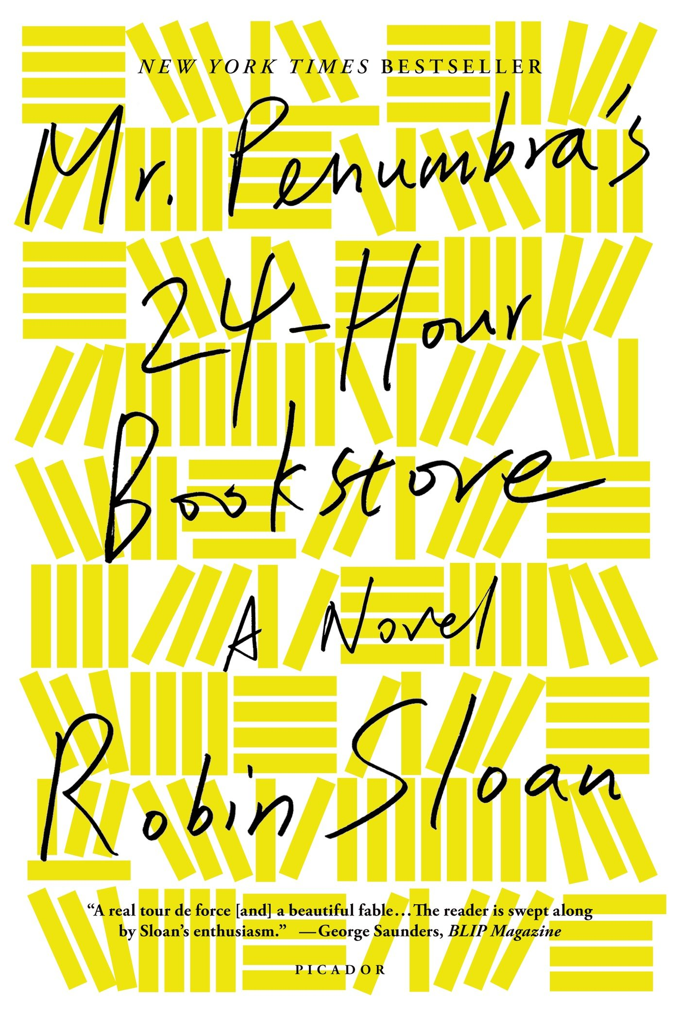 Image result for mr penumbra's 24 hour bookstore robin sloan