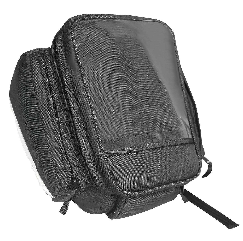 Raider Deluxe Black Universal Water and Mildew Resistant Tank Bag 02-1017