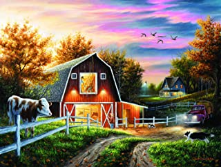 product image for SUNSOUT INC Living The Good Life 500 pc Jigsaw Puzzle