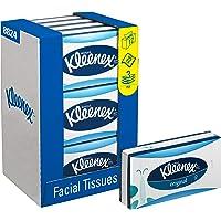 Kleenex 8824 cosmeticatoeken, 3-laags, 12 dozen x 72 doeken, wit