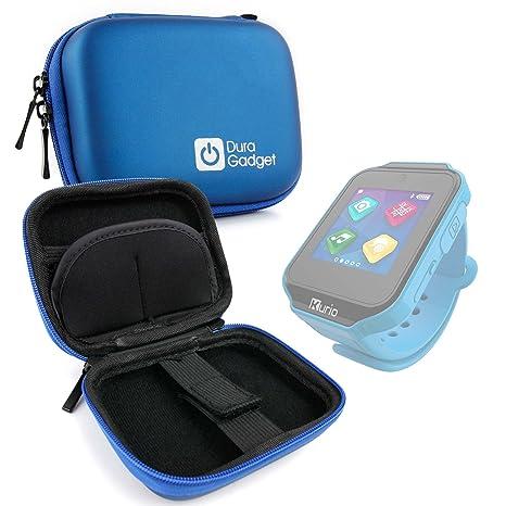 Etui rigide en bleu pour Gulli Watch / Kurio Watch montre connectée Bluetooth (172557 et 172556): Amazon.fr: High-tech