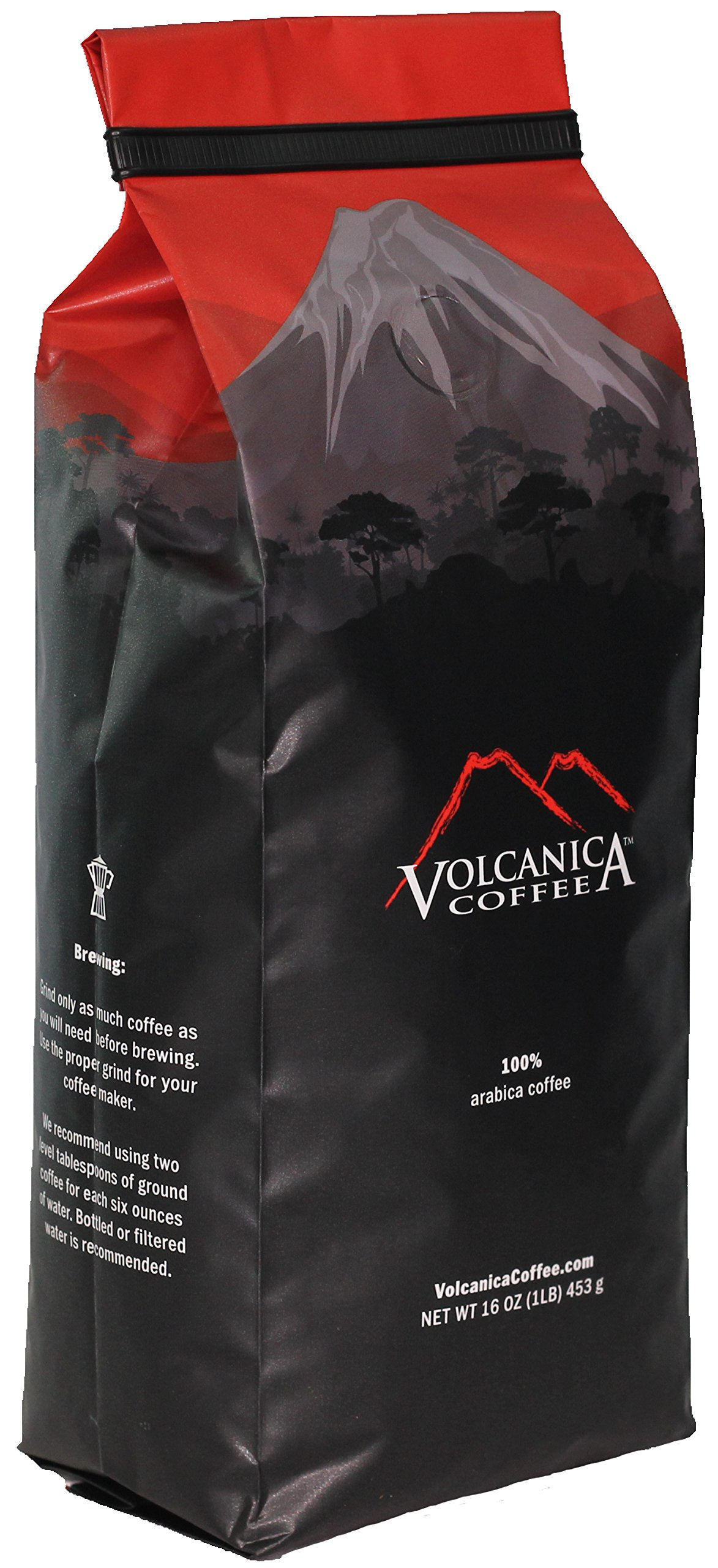 Jamaica Blue Mountain Peaberry Coffee, 100% Pure, Whole Bean, Fresh Roasted 16-ounce