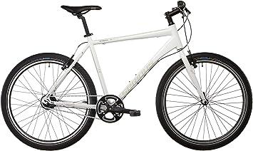 SERIOUS Unrivaled 8 - Bicicleta Urbana Hombre - Blanco Tamaño del ...