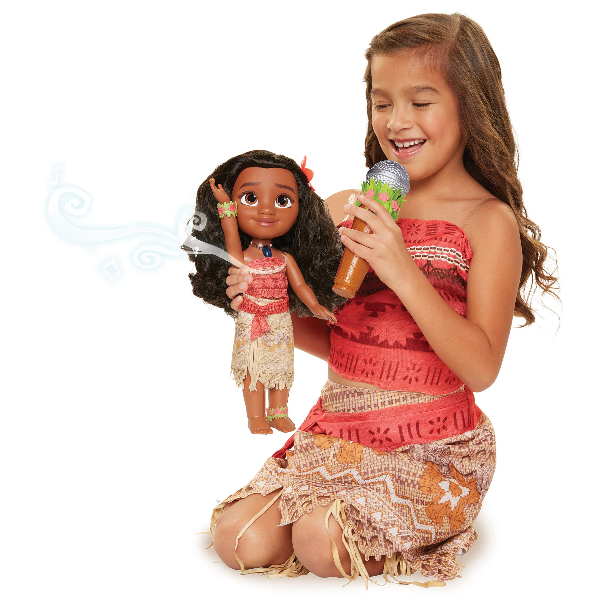 Moana Sing-A-Long Feature Doll