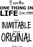 """Hamilton Musical Quote 