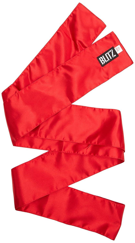 Blitz Kung Fu - Emblema para cinturón de Artes Marciales, Color Rojo Blitz Sport
