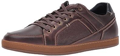 Mens Steve Madden Games Sneakers Brown WHL74896