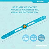 Autism Bracelet for Kids, Medical Wristband for