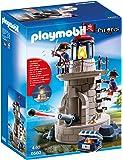 Playmobil - 6680 - Phare lumineux avec soldats