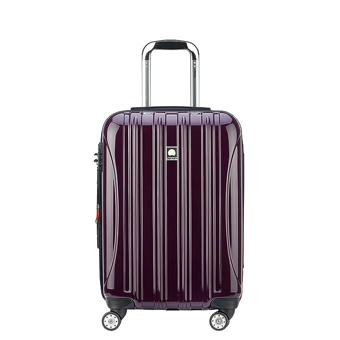 Amazon.com: Delsey Luggage - Maleta de cabina a 4 ruedas ...