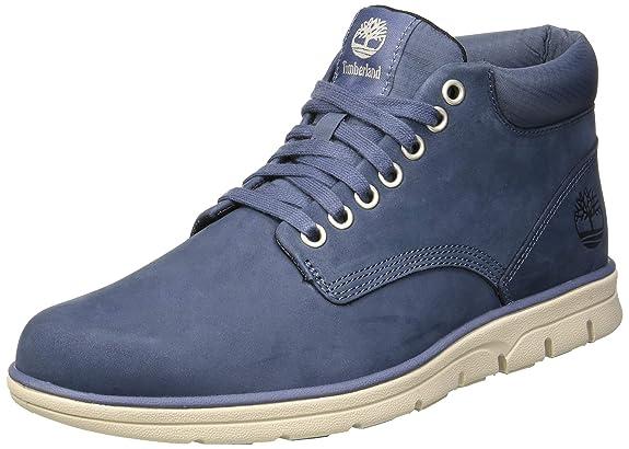 Timberland Herren Bradstreet Leather Sensorflex Chukka Boots grau