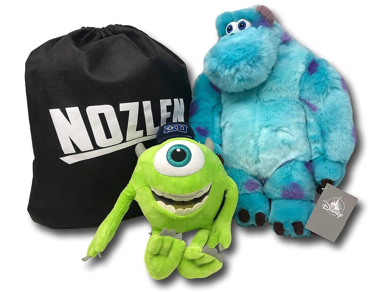 Amazon.es: Nozlen Toys Bundle: auténtico Disney Store Monsters Inc ...