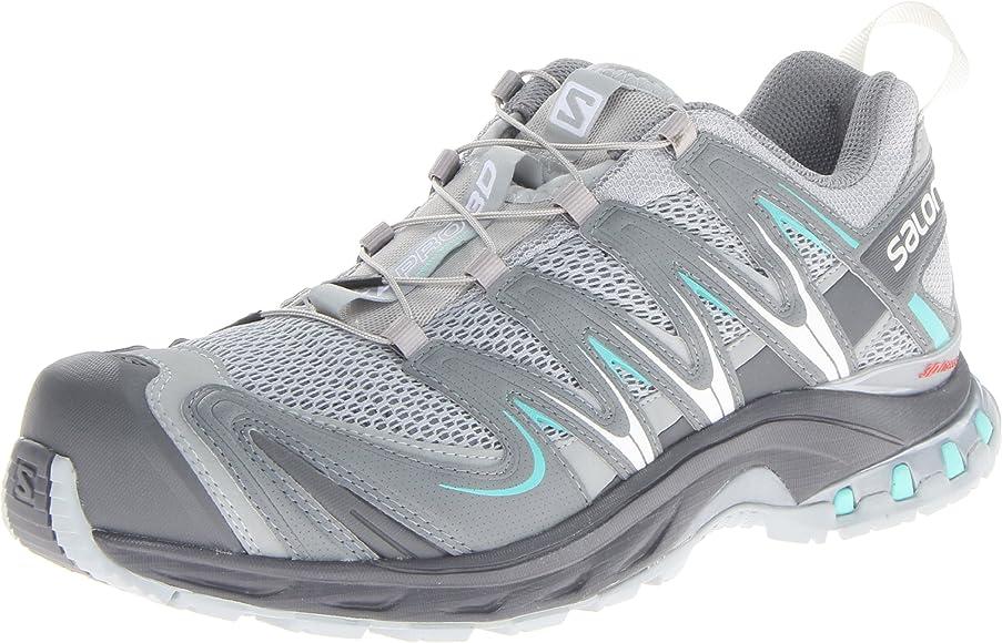 Salomon XA PRO 3D - Zapatillas de correr en montaña para mujer ...