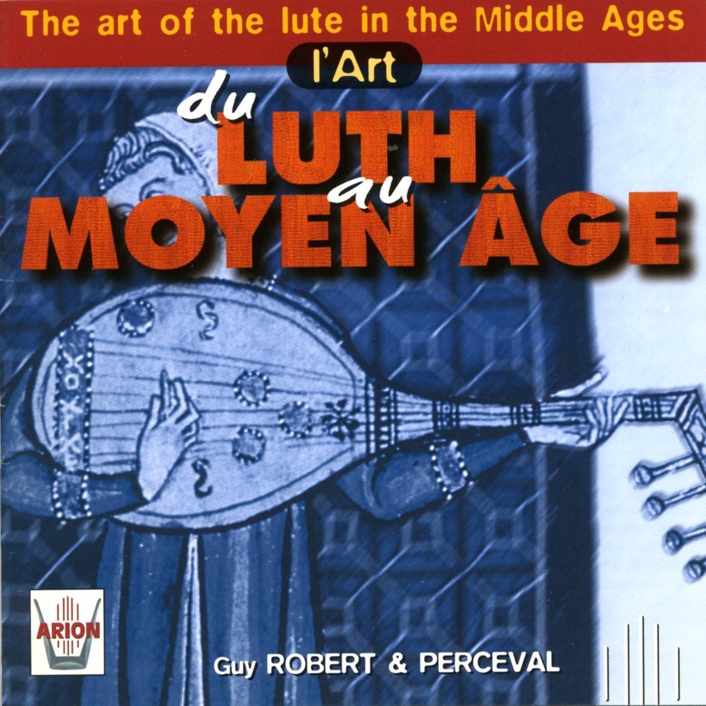 El Arte Del Laud En La Edad Media