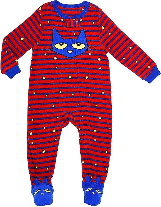 Pete the Cat Baby Girls Fleece Blanket Sleeper