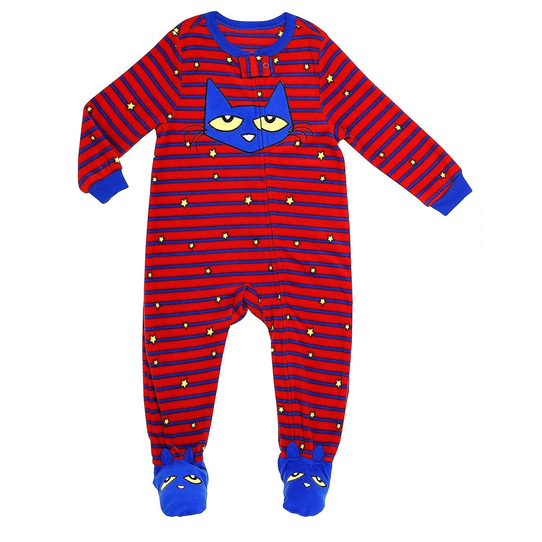 Pete the Cat Boys' Fleece Blanket Sleeper K41115