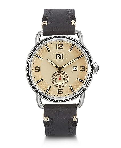 Amazon.com: FRYE Weston 37FR00018-03 - Reloj de pulsera para ...