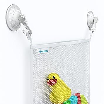Amazon Com Bath Toy Organizer Includes Bonuses Bathroom
