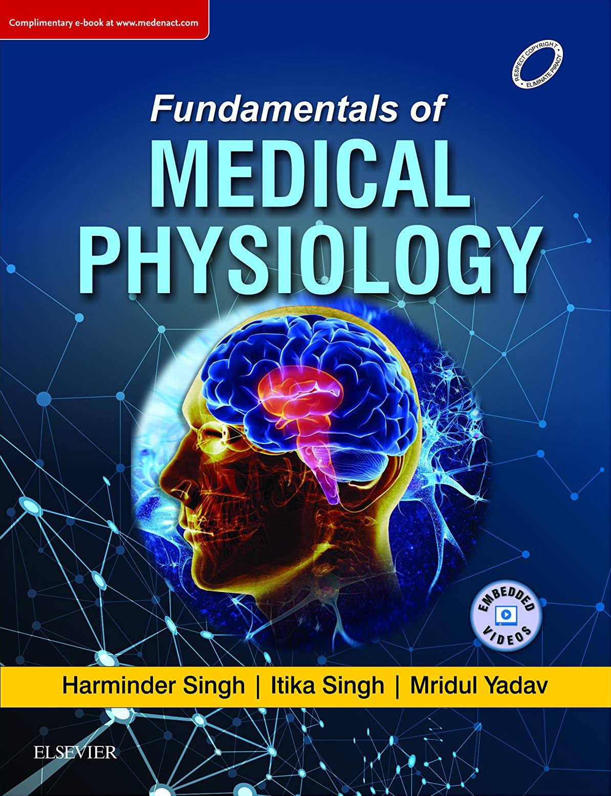 Buy Fundamentals of Medical Physiology Book Online at Low Prices in ...