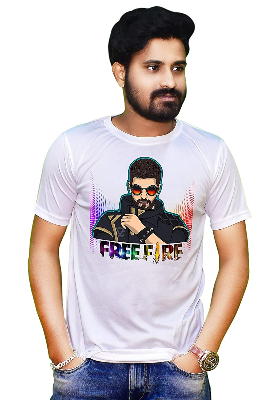 Garena Free Fire T-shirt