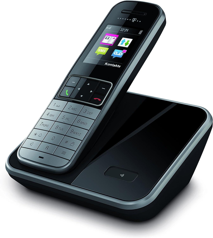 Telekom Sinus 606 Energiesparendes Schnurlostelefon Mit Elektronik