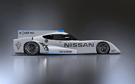 Amazon 2014 Nissan Zeod Rc 4 36x48 Poster Kitchen Dining