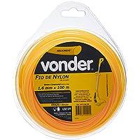 Fio De Nylon Redondo Vonder 1.6 X 100 M