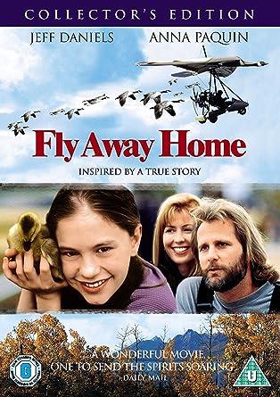 Fly Away Home [Reino Unido] [DVD]: Amazon.es: Jeff Daniels, Anna ...