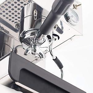 Lelit Espressomaschinen mit Siebträger Anna PL41 TEM mit PID