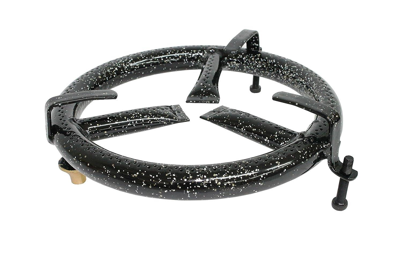 Garcima 20100 - Hornillo paellero sobrecocina, 20 cm, color negro: Amazon.es: Hogar