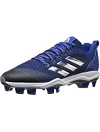 adidas Mens Freak X Carbon Mid Baseball Shoe