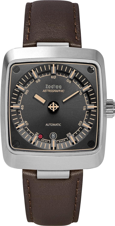 [ゾディアック]ZODIAC 腕時計 ASTROGRAPHIC ZO6604 メンズ 【正規輸入品】 B072R5XQP1