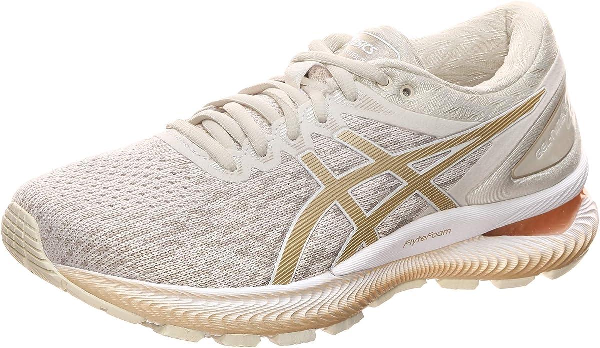 ASICS Gel-Nimbus 22 Knit, Zapatillas Deportivas para Mujer: Amazon.es: Zapatos y complementos