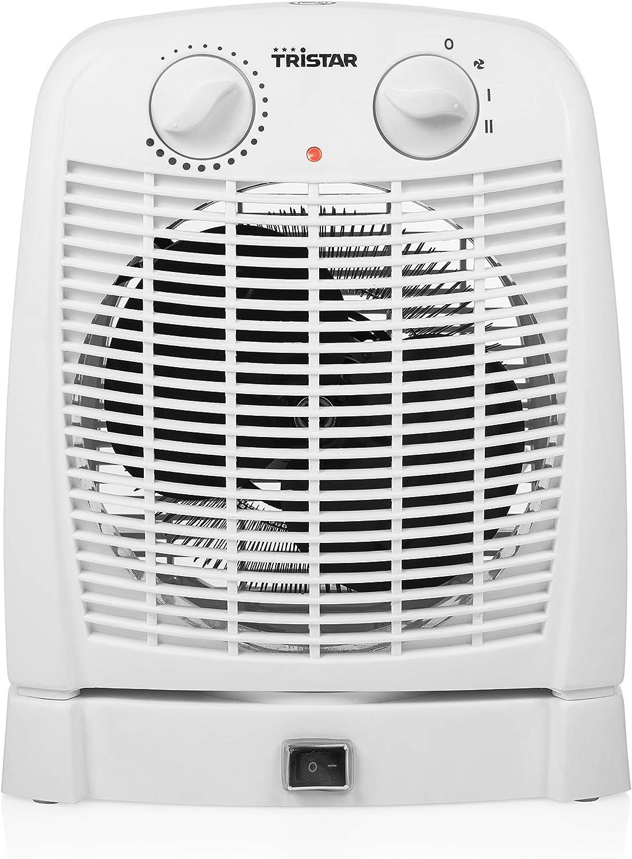 Tristar KA-5059 Calefactor eléctrico (ventilador) – IP21 - Oscilante: Amazon.es: Bricolaje y herramientas