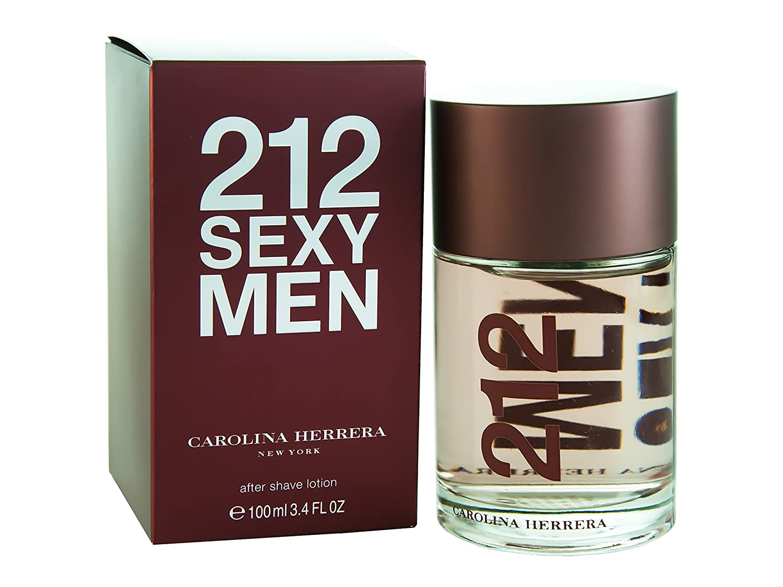 Carolina Herrera 212 Sexy Men After Shave Lotion - 100 ml 156857 B001FWXHQQ