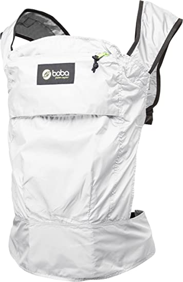 1855905859c Amazon.com   Boba Air Baby Carrier (White)   Child Carrier Front Packs    Baby
