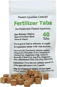 Aquarium Plant Root Fertilizer Tabs 40 Count