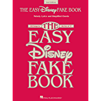 The Easy Disney Fake Book: 100 Songs in the Key of C book cover