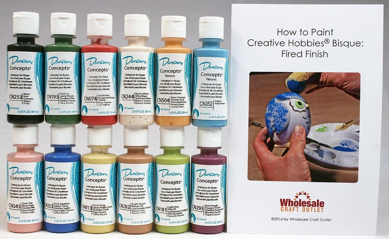 Duncan Bisque Paints Topsimages