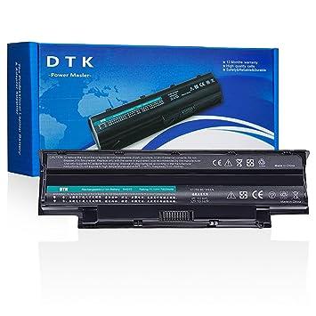 DTK® Portátil Batería de Repuesto para DELL Inspiron 3420 3520 13r 14r 15r 17r N3010