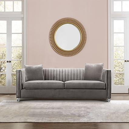 Superbe Armen Living LCEP3BG Sofa, Beige