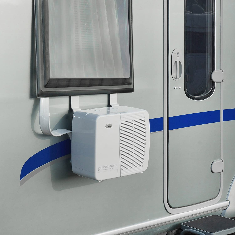 Mistralvan Klimaanlage Wohnmobil Caravan Eurom AC9, Airco, Camper,  Reisemobil, Wohnwagen, Bus, Boot, Camping, Büro